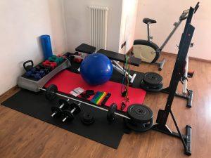 fitness allenamento per donne