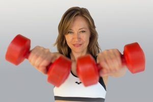personal fitness trainer online per donne