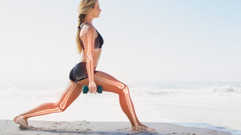 l'esercizio fisico e l'osteoporosi