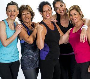 allenamento fitness per donne
