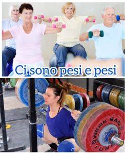 allenamento con i pesi fa male alla schiena alle ginocchia