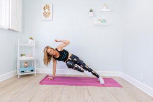 allenamento a casa corpo libero