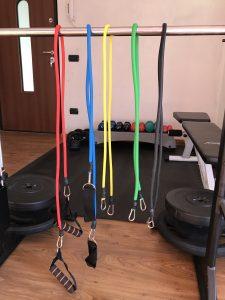 allenamento a casa con attrezzi corpo libero