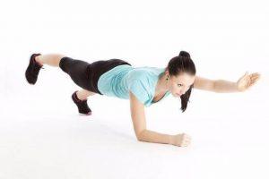 allenamento addominali donne